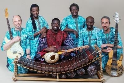 Mamadou Diabate & Percussion Mania